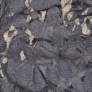 torrid Dresses - Black long sleeve lace dress